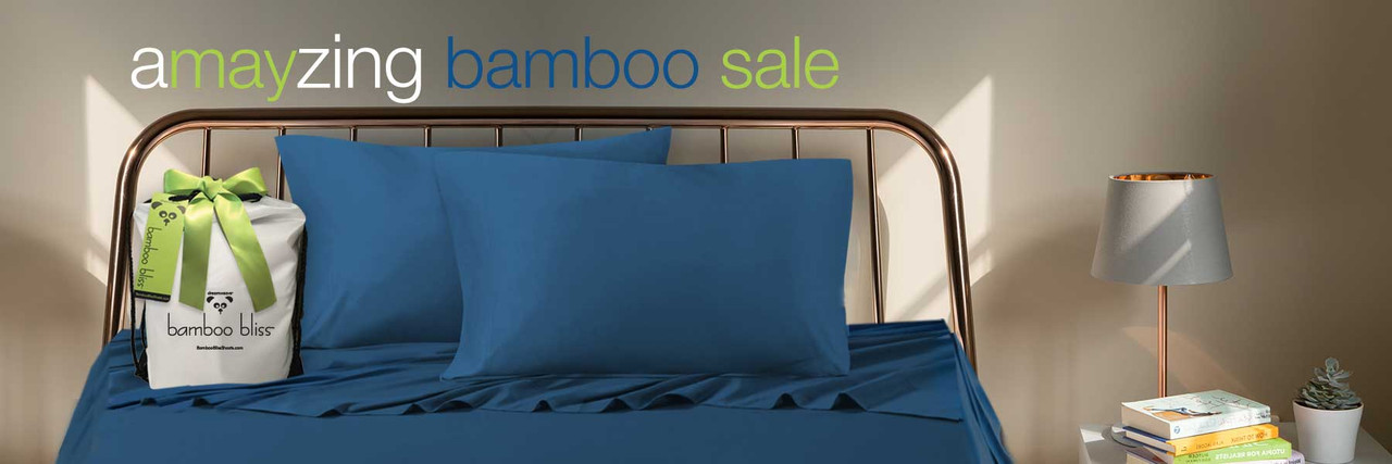 Indescribably soft – bamboo fabric gets softer with every use and wash. Incredible thermo-regulation – adjusts to your perfect sleep temperature. Moisture evaporating, antimicrobial, hypoallergenic, stain, odor, and mildew resistant – perfect for allergie