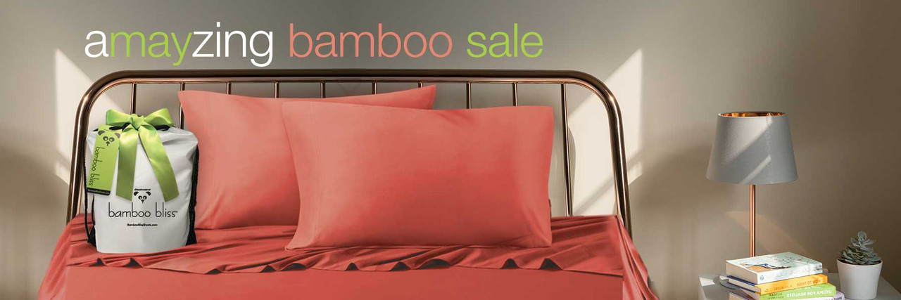 Our 100% bamboo fiber combines incredible health benefits with unbelievable comfort and luxury.