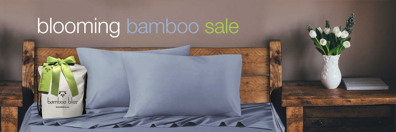 Indescribably soft bamboo & eucalyptus fabrics get softer with every use and wash. Incredible thermo-regulation – adjusts to your perfect sleep temperature. Moisture evaporating, antimicrobial, hypoallergenic, stain, odor, and mildew resistant – perfect f