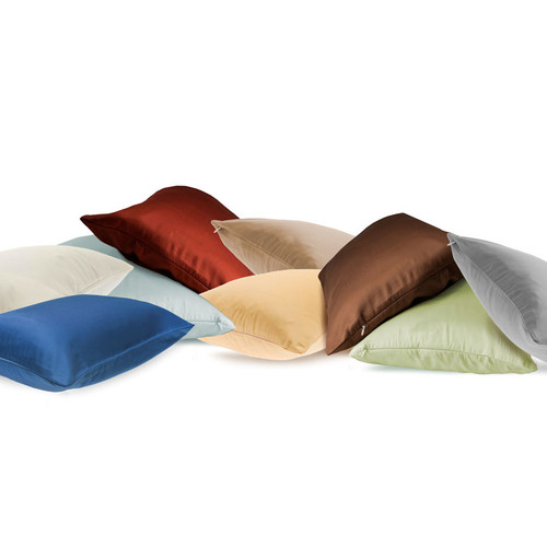 Bliss Villa Luxury Bamboo Throw & Go Pillow Covers