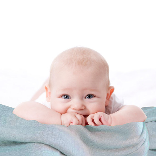 Baby Bliss Bamboo Blanket