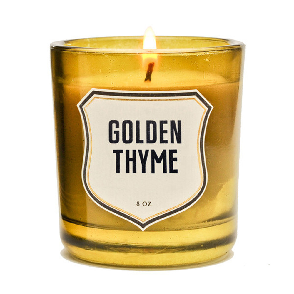 Golden Thyme Candle