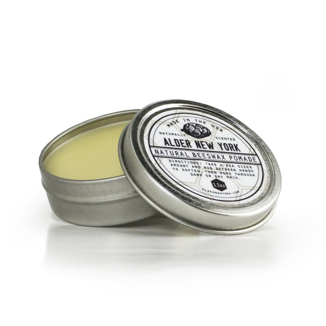 Natural Beeswax Pomade