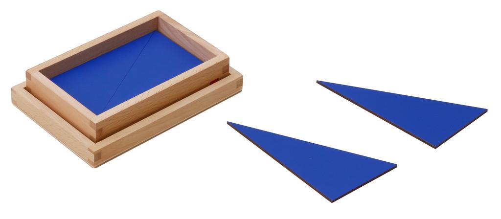 12 Identical Blue Triangles (GAM)