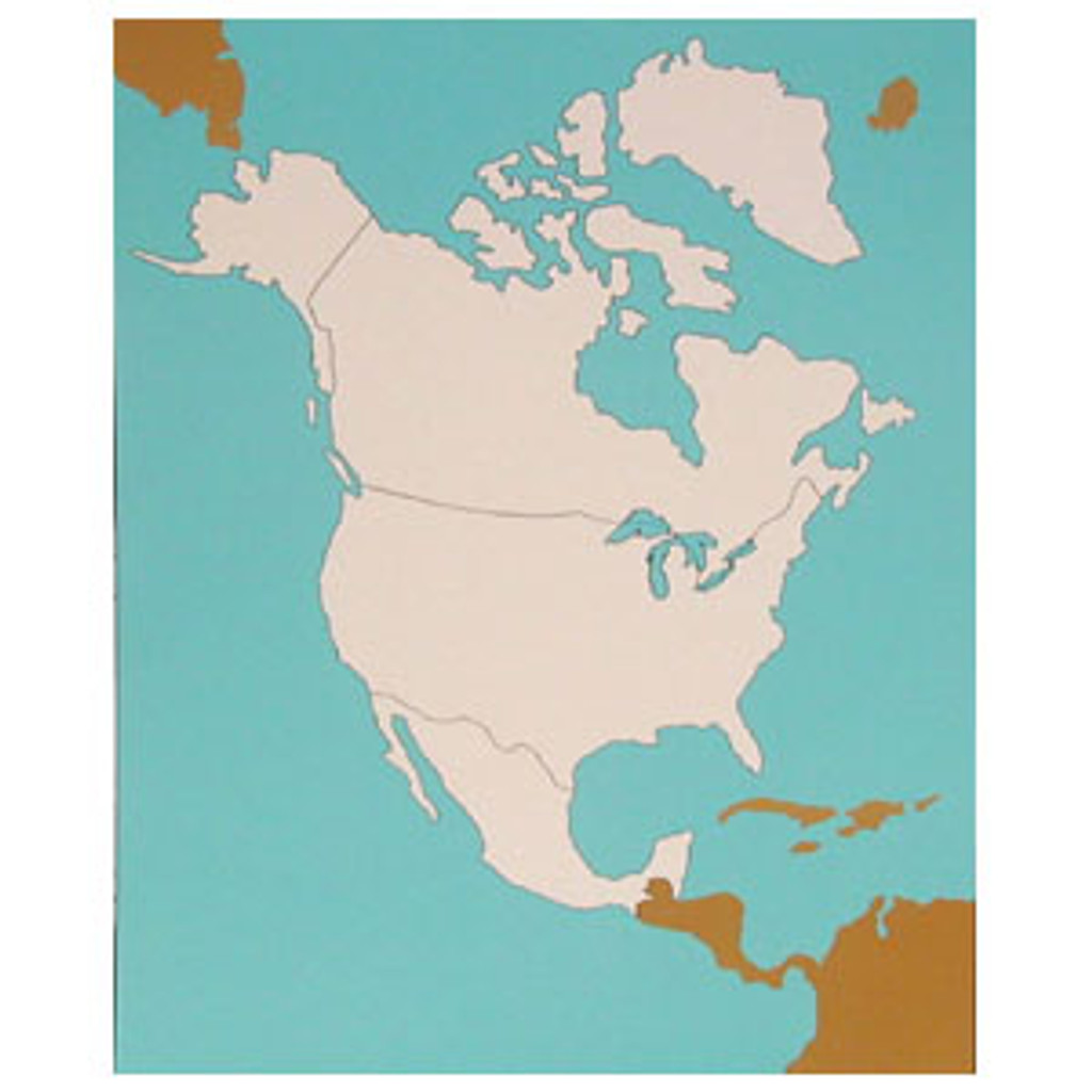Control chart of North America,countries