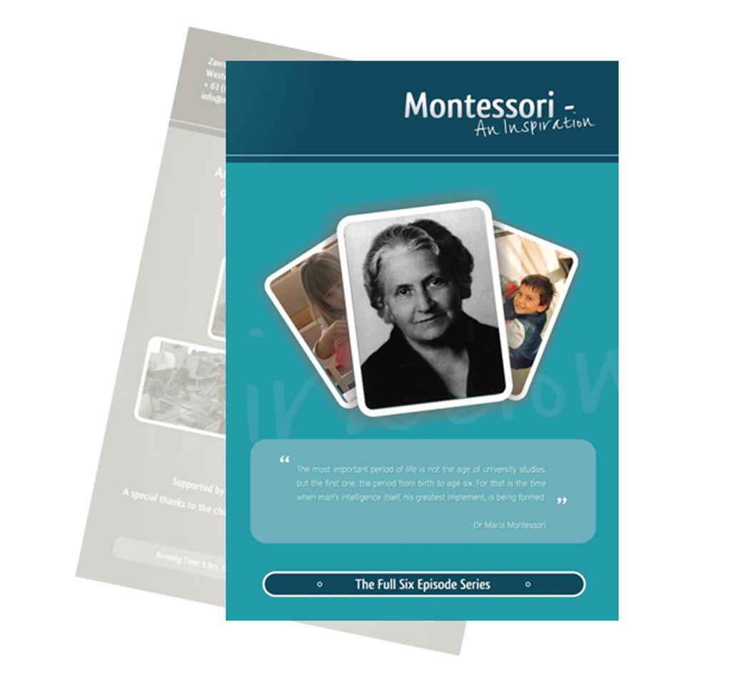Montessori - An Inspiration - DVD Set