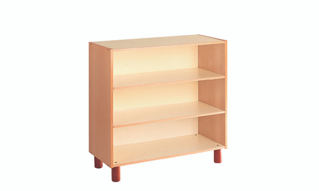 Beautiful designed and made cabinet comes in flat pack with instructions made of veneered craftwood in beechwood finished sides and edges rest in off white plastic laminate