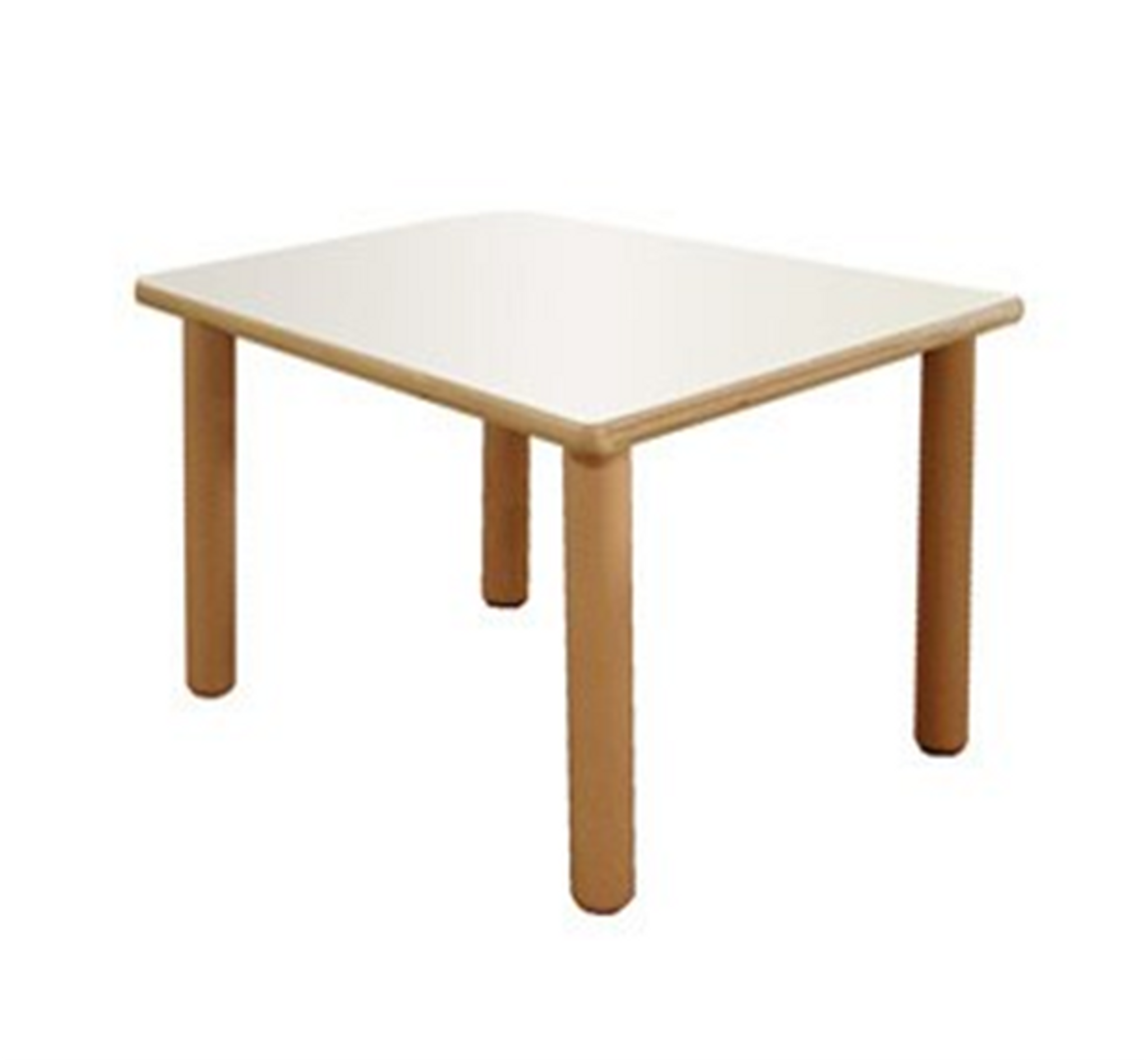 Square Table 55W x 55D (cm) - Multiple Heights Available