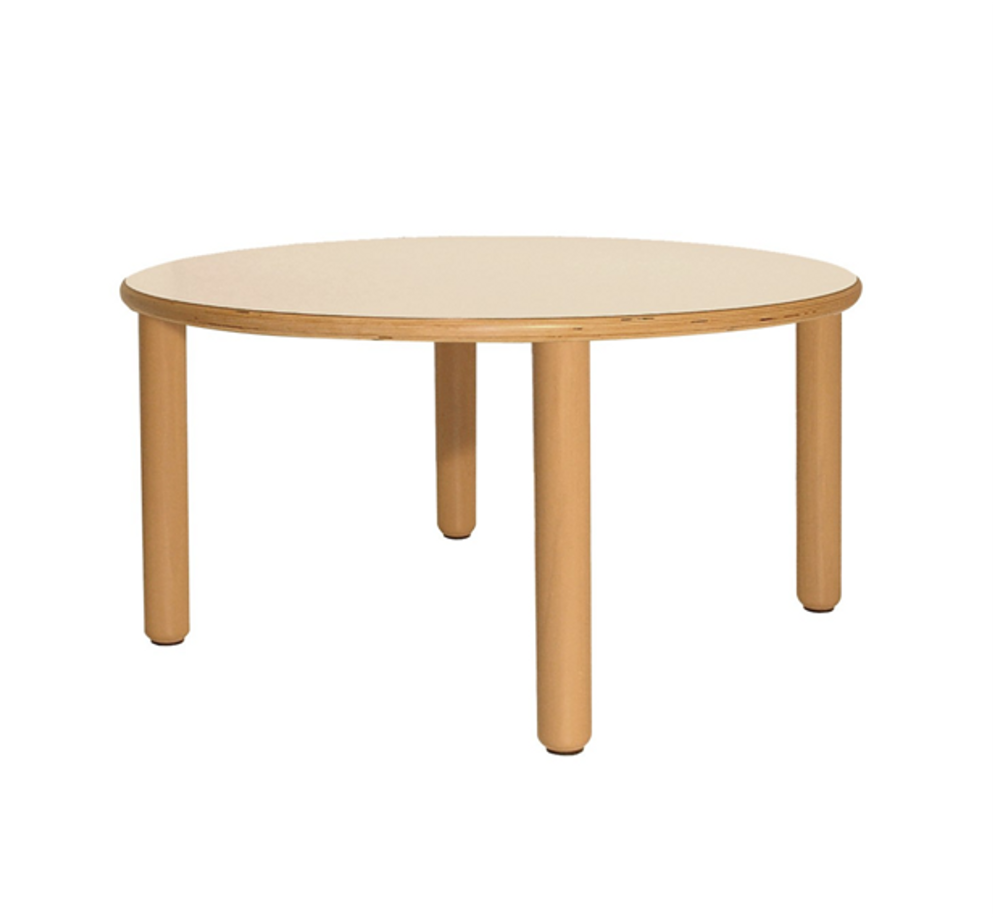 Round Table 90cm Diameter - Multiple Heights Available