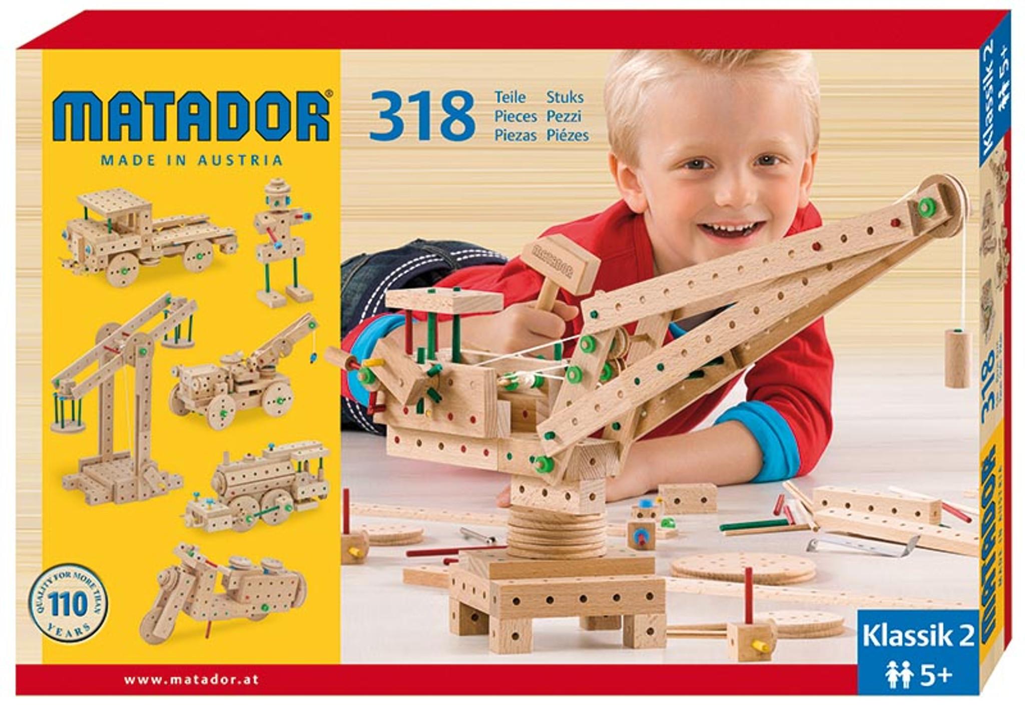 Matador Construction 108 pieces Ki2