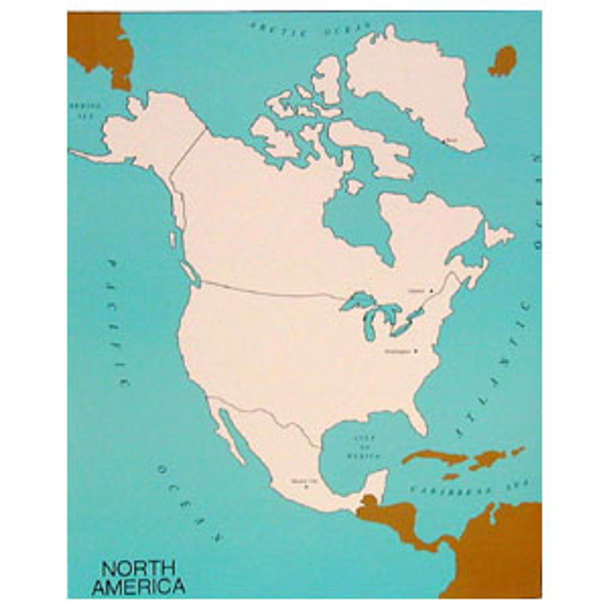 Control chart of North America,capitals