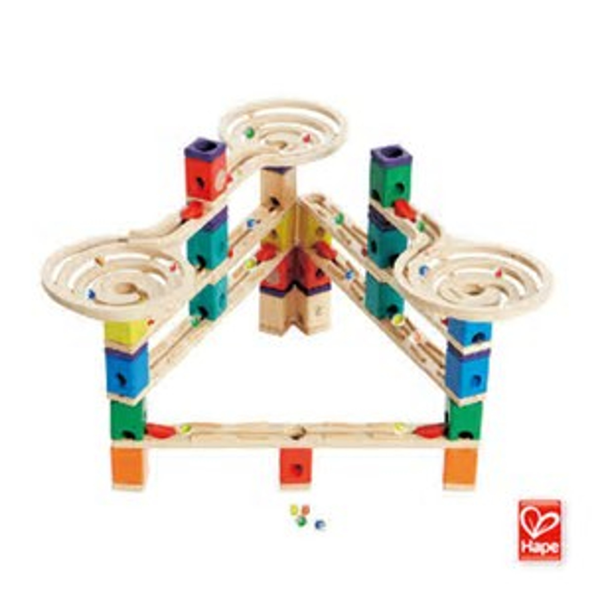 This is another construction from the same kit