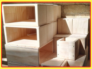 Large Hollow Block Set