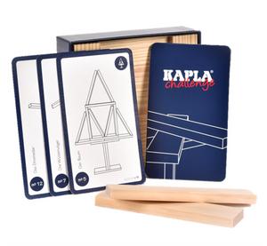 Kapla Construction Puzzle Pack
