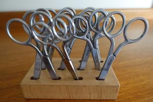 Scissor Block with 12-10 cm Scissors