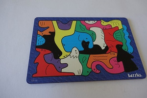 Animal Maze Tray Puzzle