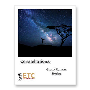 Constellation story cards