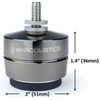 IsoAcoustics GAIA 2 footers