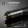 Shunyata Research Omega QR noise reducing power cable