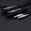 ADL iHP-35H XLR Sennheiser HD-800 Headphone Cable