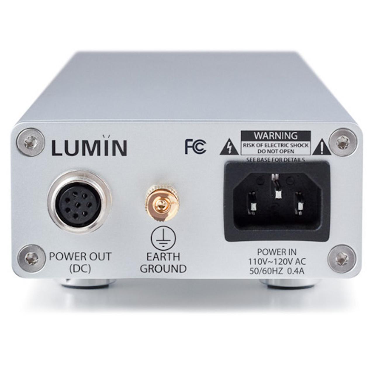 Lumin U1 network music streamer
