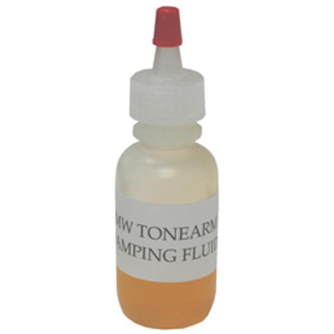 VPI tonearm damping fluid