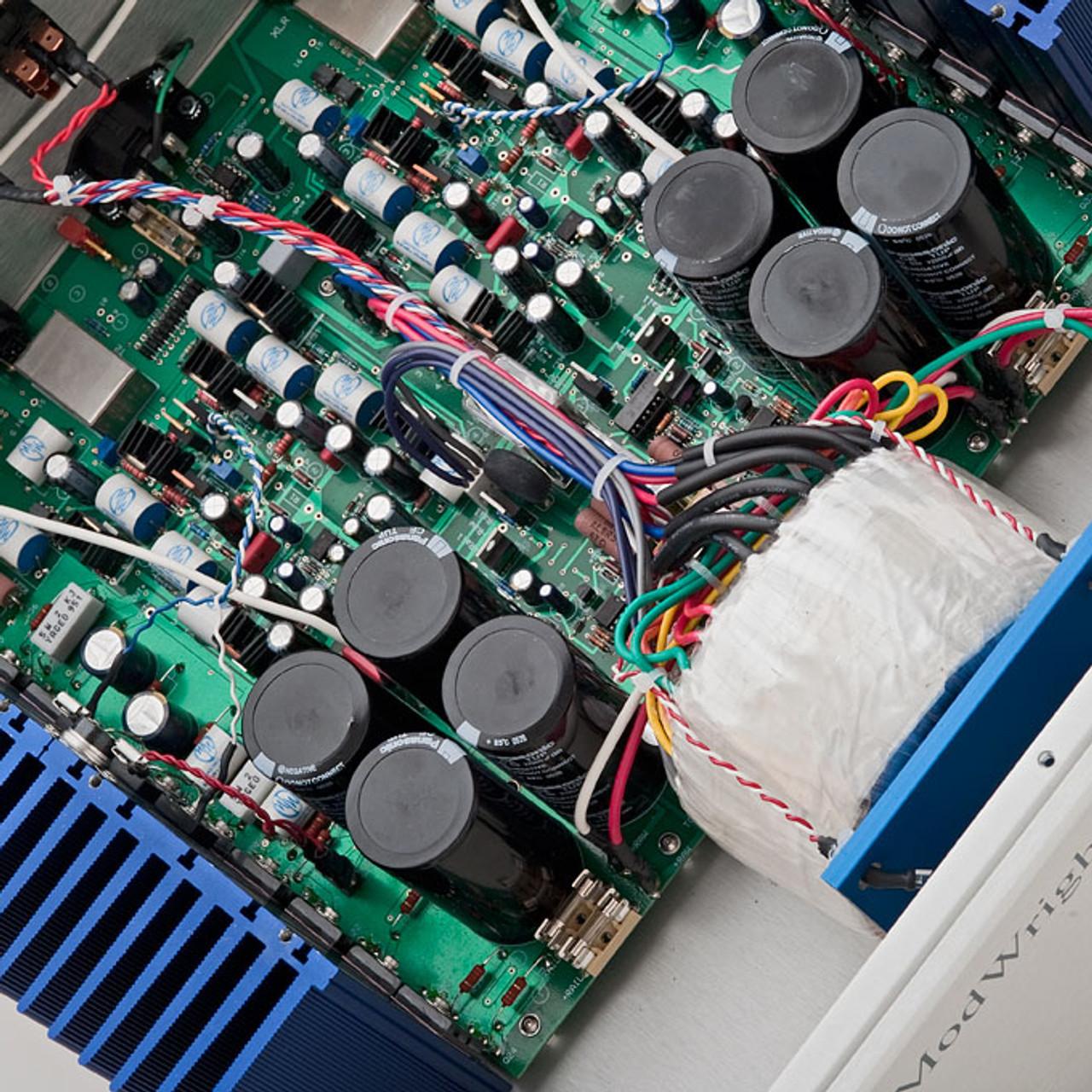 ModWright KWA 100 SE Stereo power amplifier
