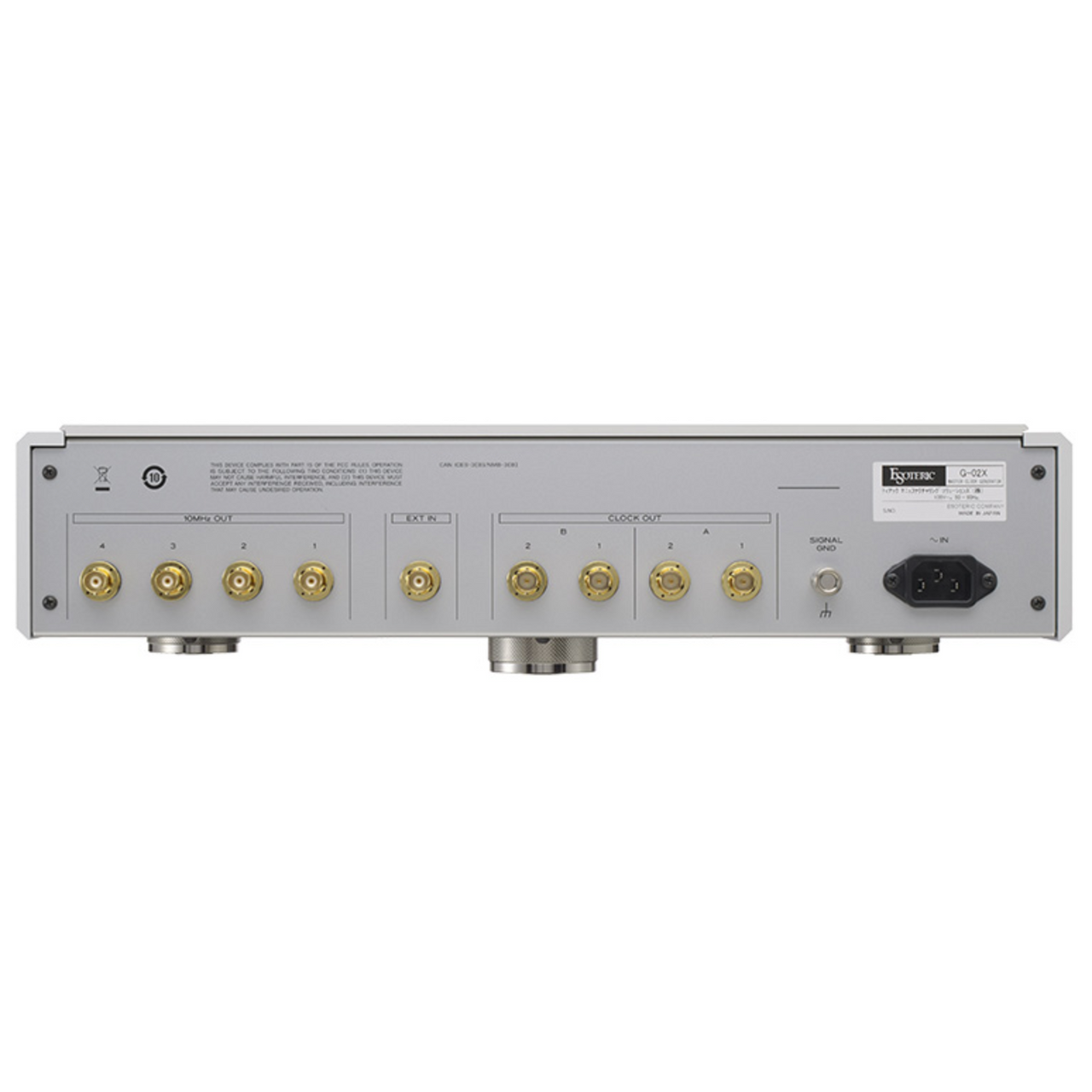 Esoteric G-02X Master Clock Generator
