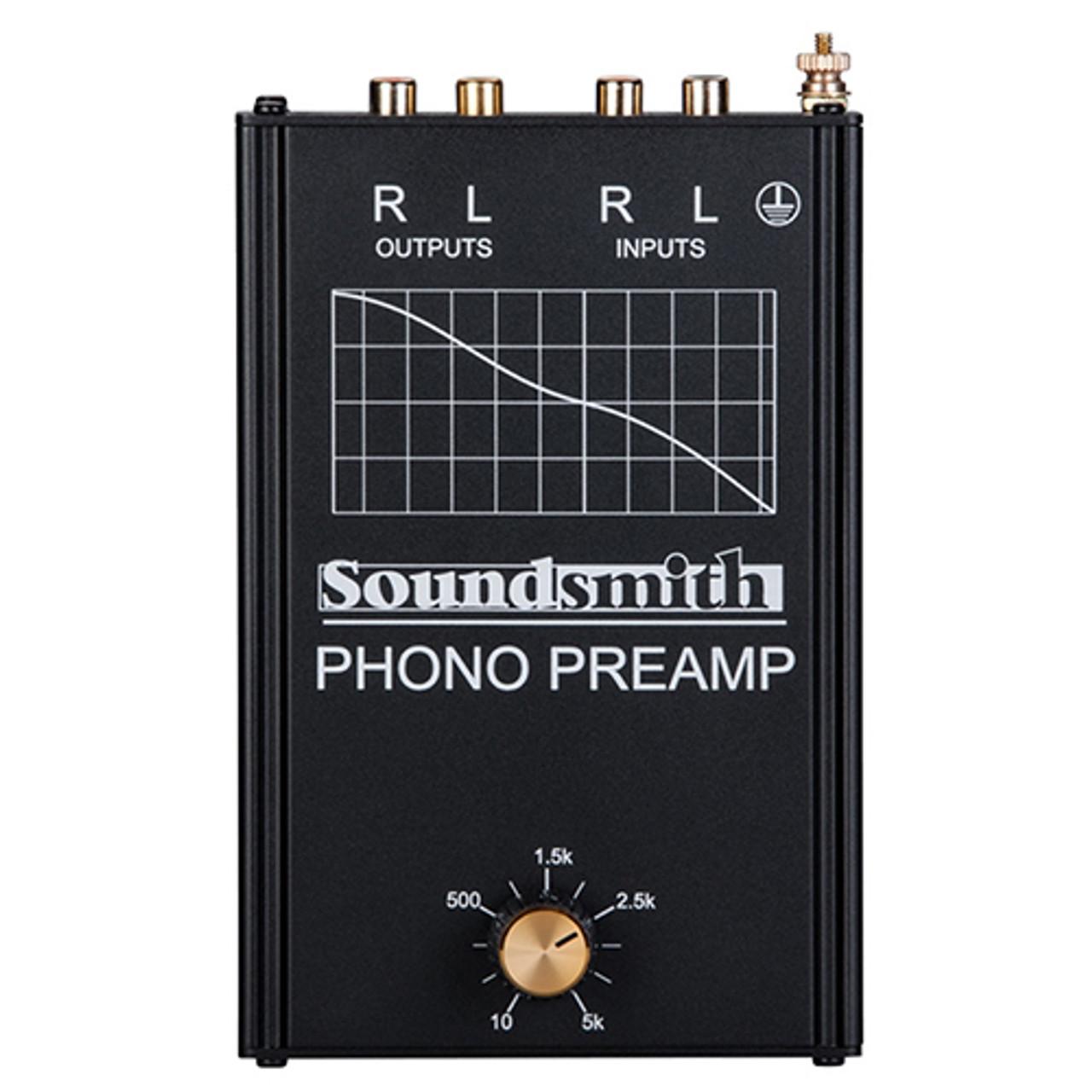 Soundsmith MCP-2 phono stage