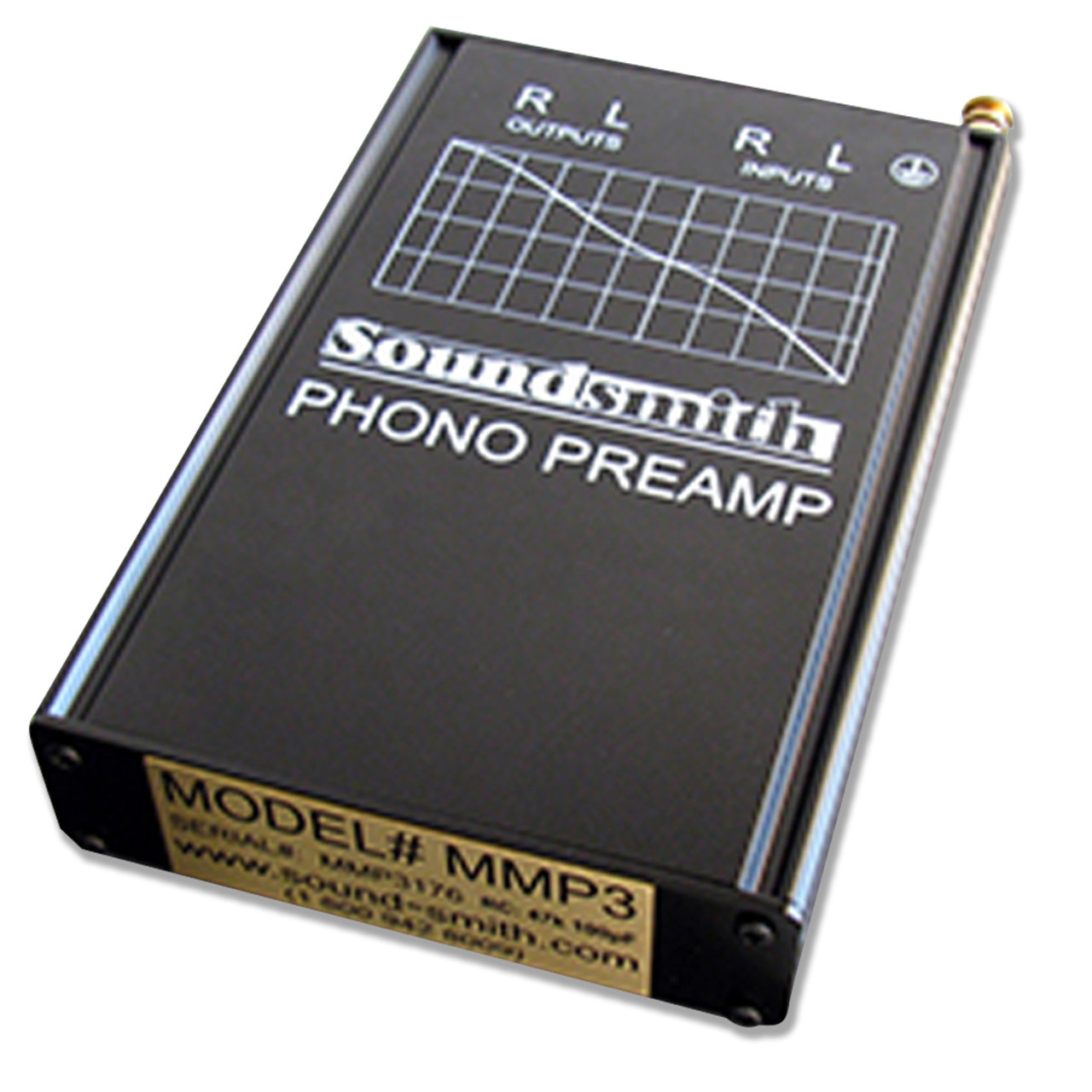 Soundsmith MMP-3 phono stage