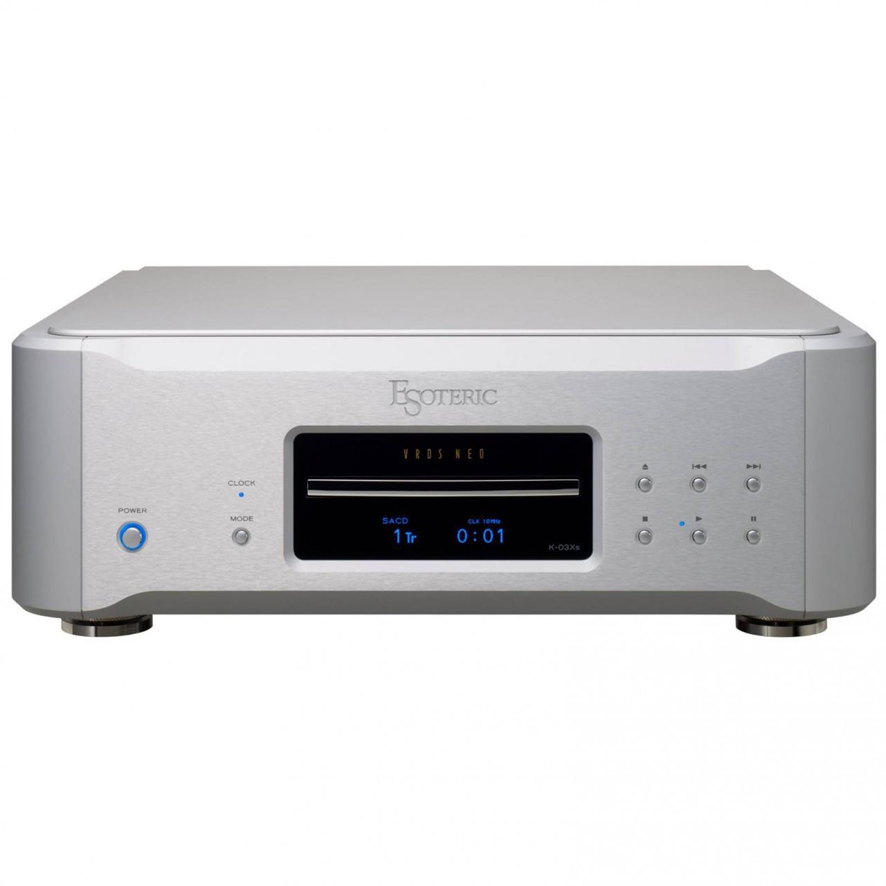 Esoteric K-03XS SACD Player ex-demo