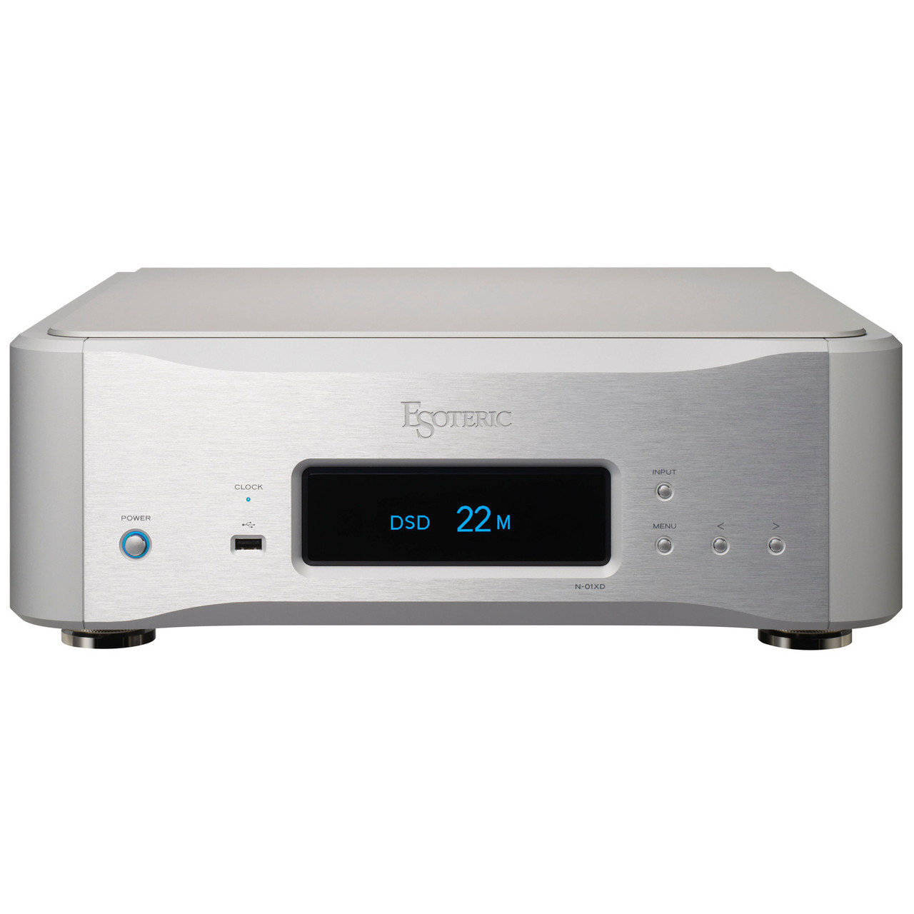 Esoteric N-01XD DAC and Streamer