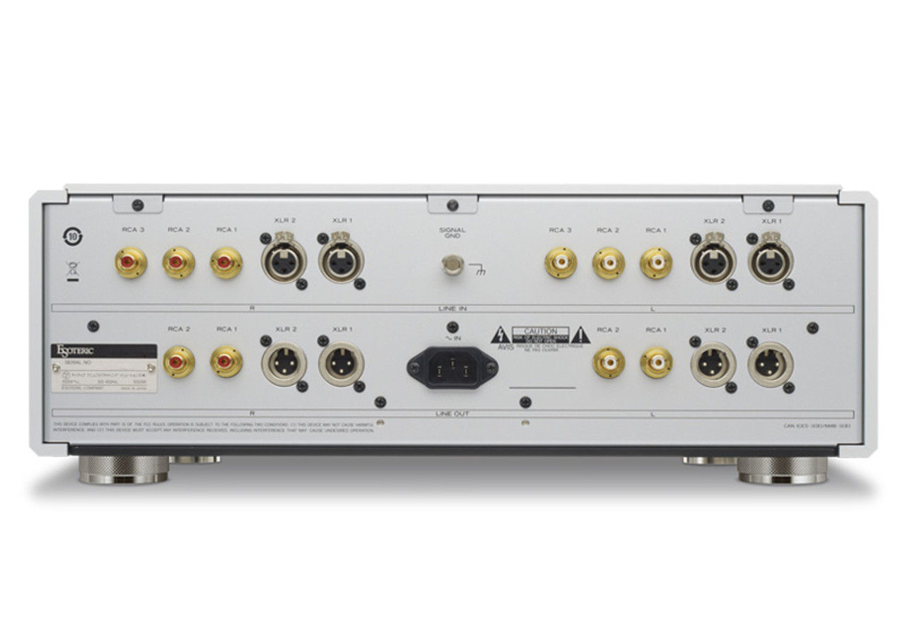 Esoteric C-03XS Pre-Amplifier pre-loved