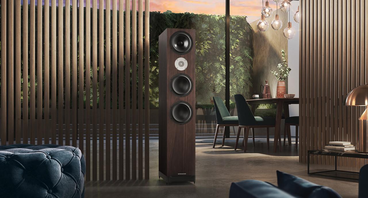 Spendor D9.2 speakers