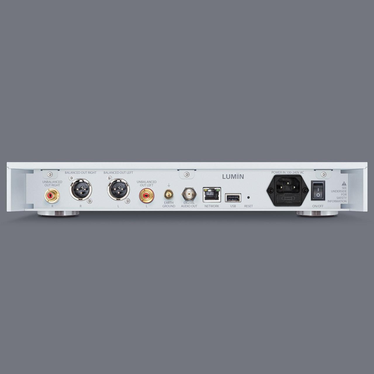Lumin T2 network music streamer