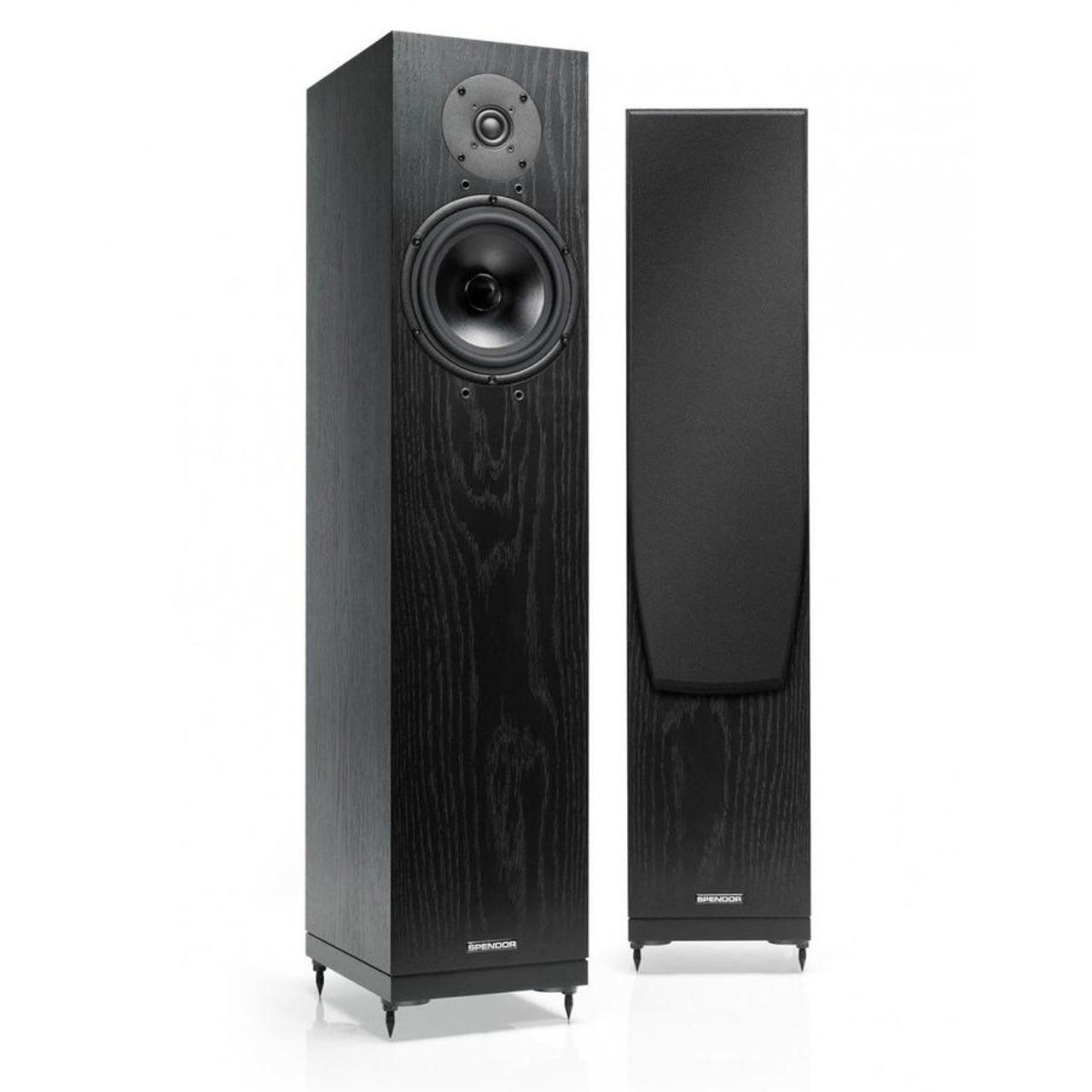 Spendor A7 speakers
