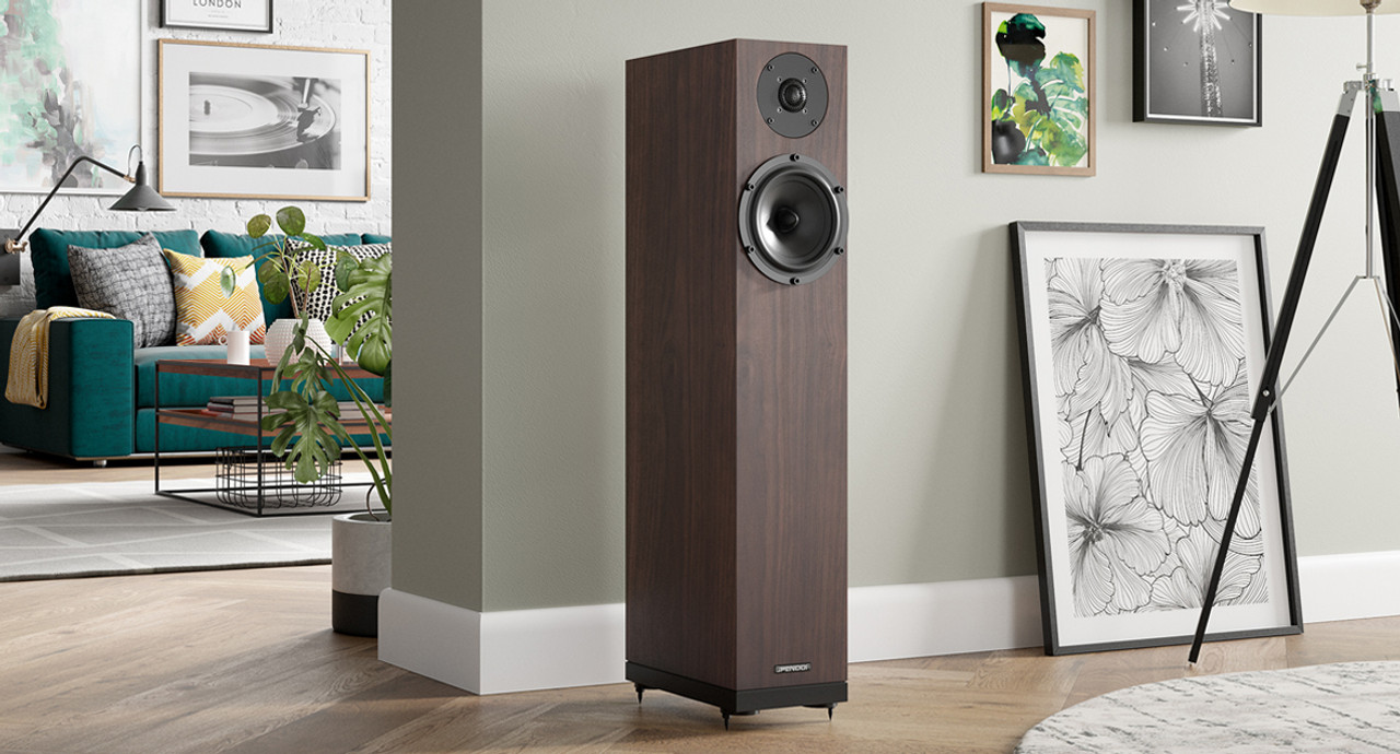 Spendor A4 speakers