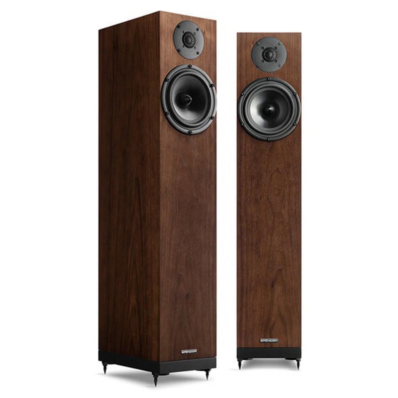 Spendor A7 speakers Walnut