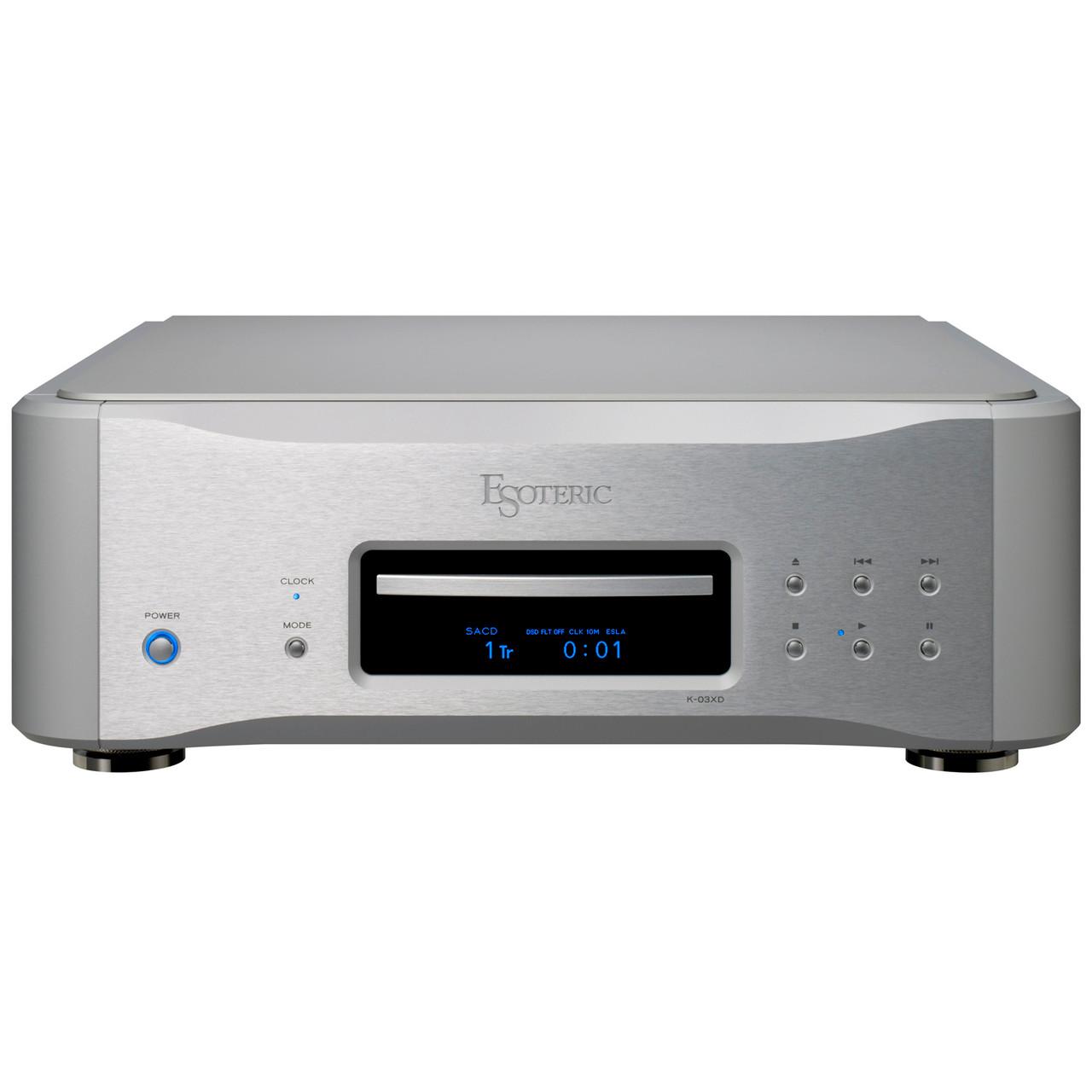 Esoteric K-03XD SACD Player