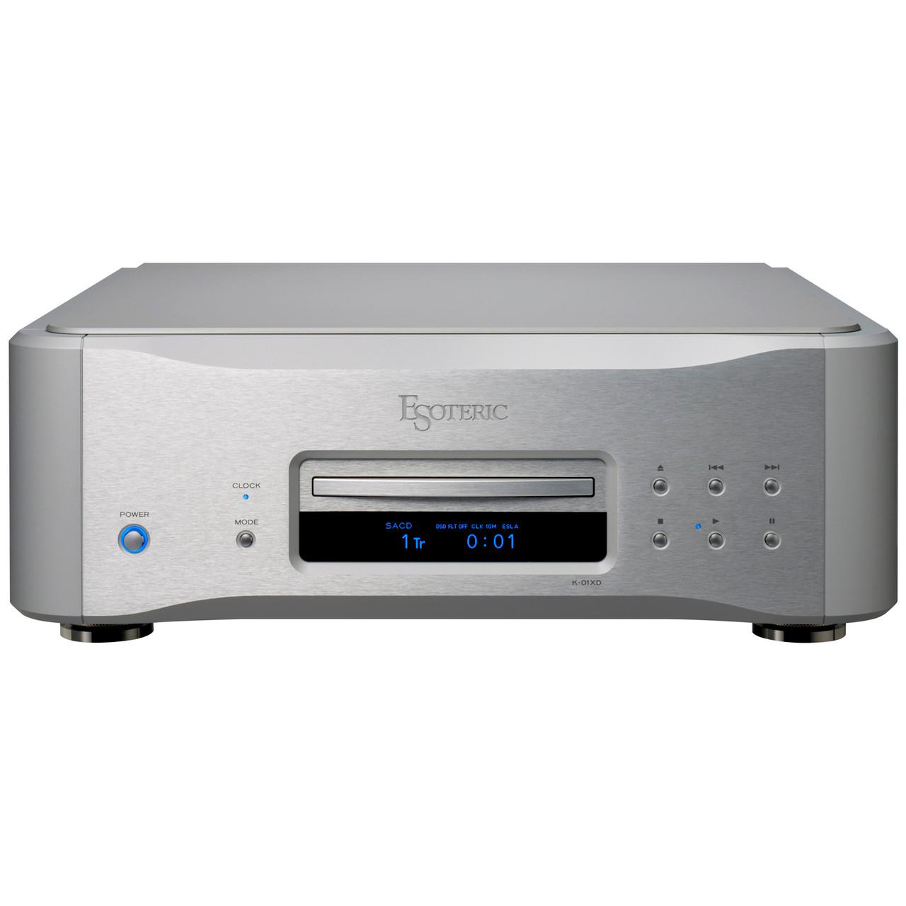 Esoteric K-01XD SACD Player