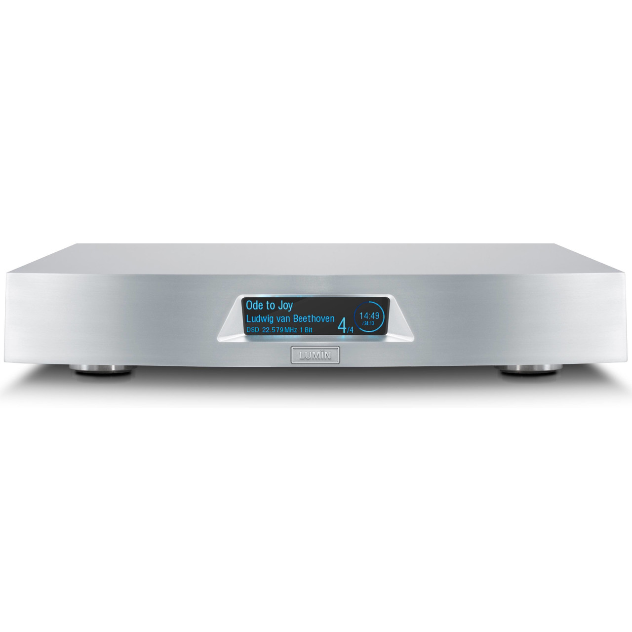 Lumin X1 network music streamer