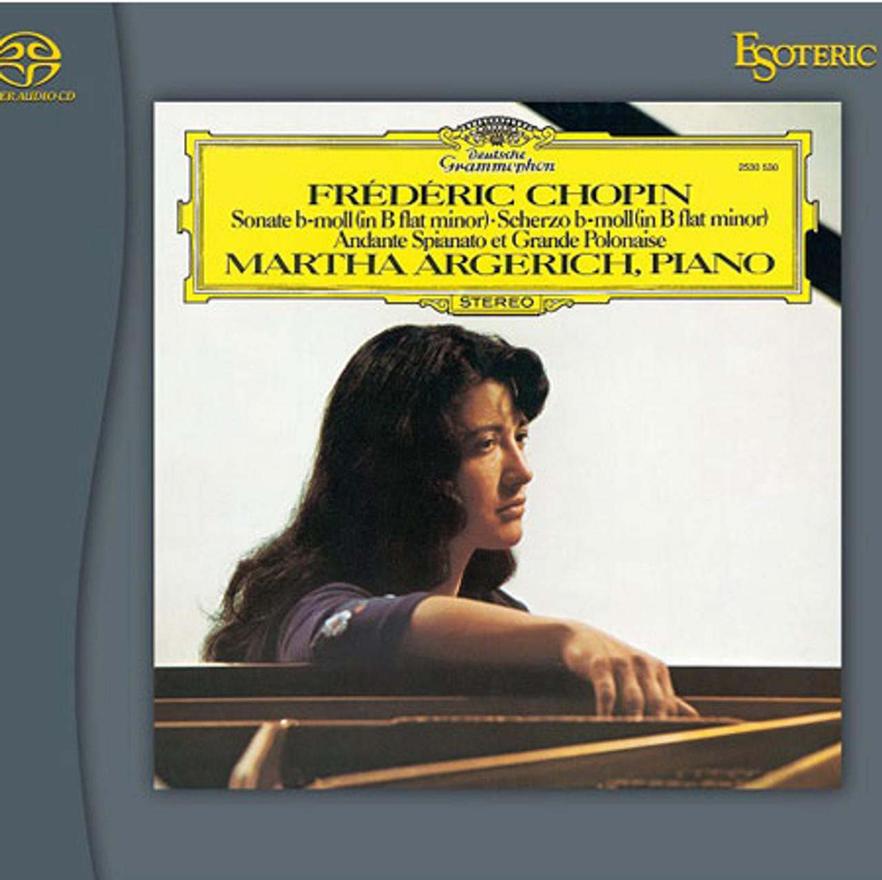Esoteric Chopin Piano Conc 2 & 3 SACD