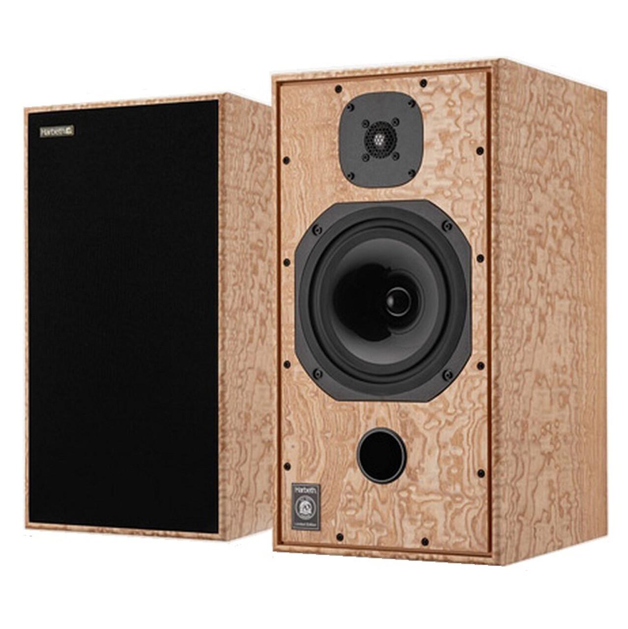 Harbeth Monitor Compact 7ES-3 XD speakers