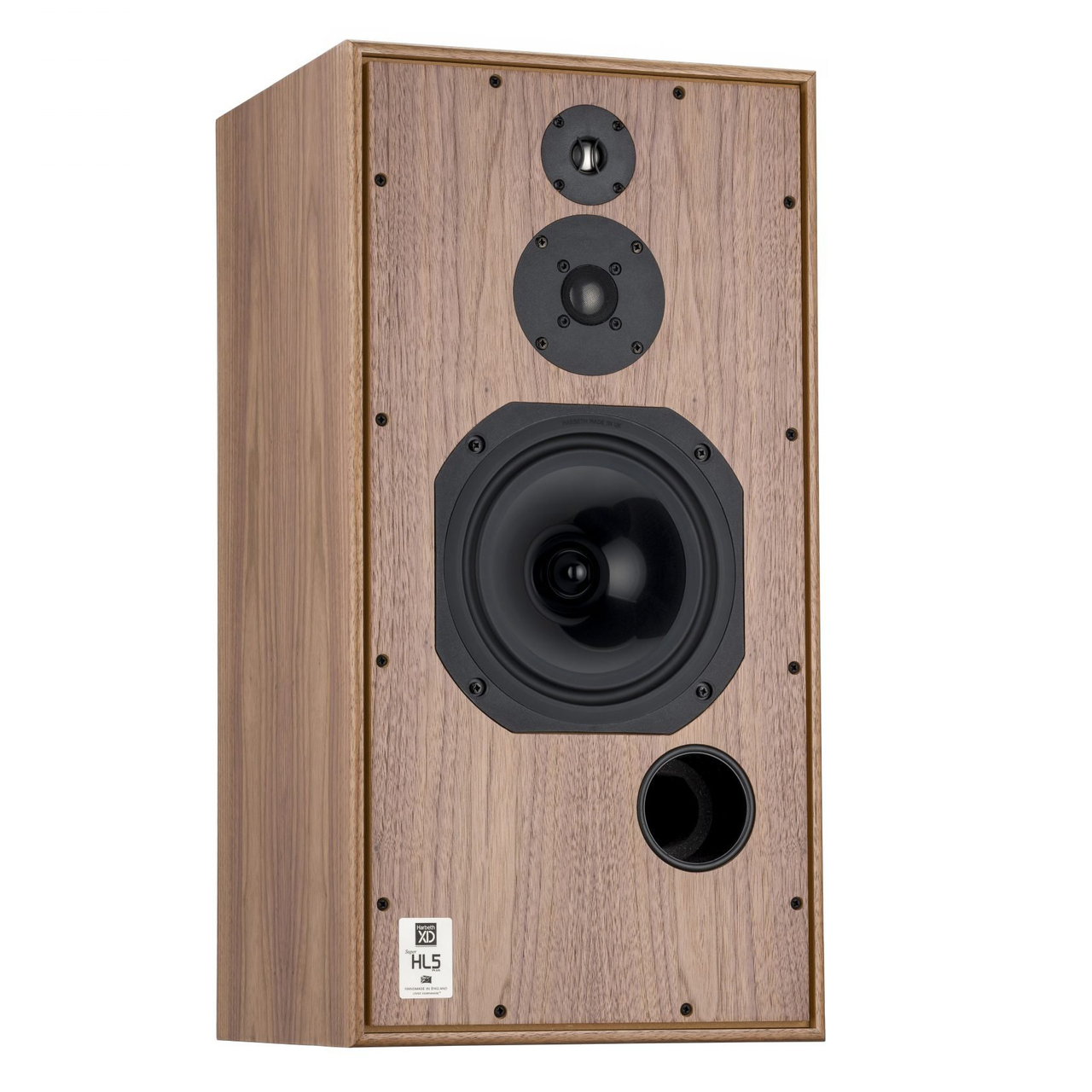 Harbeth Monitor Super HL5+ XD speakers