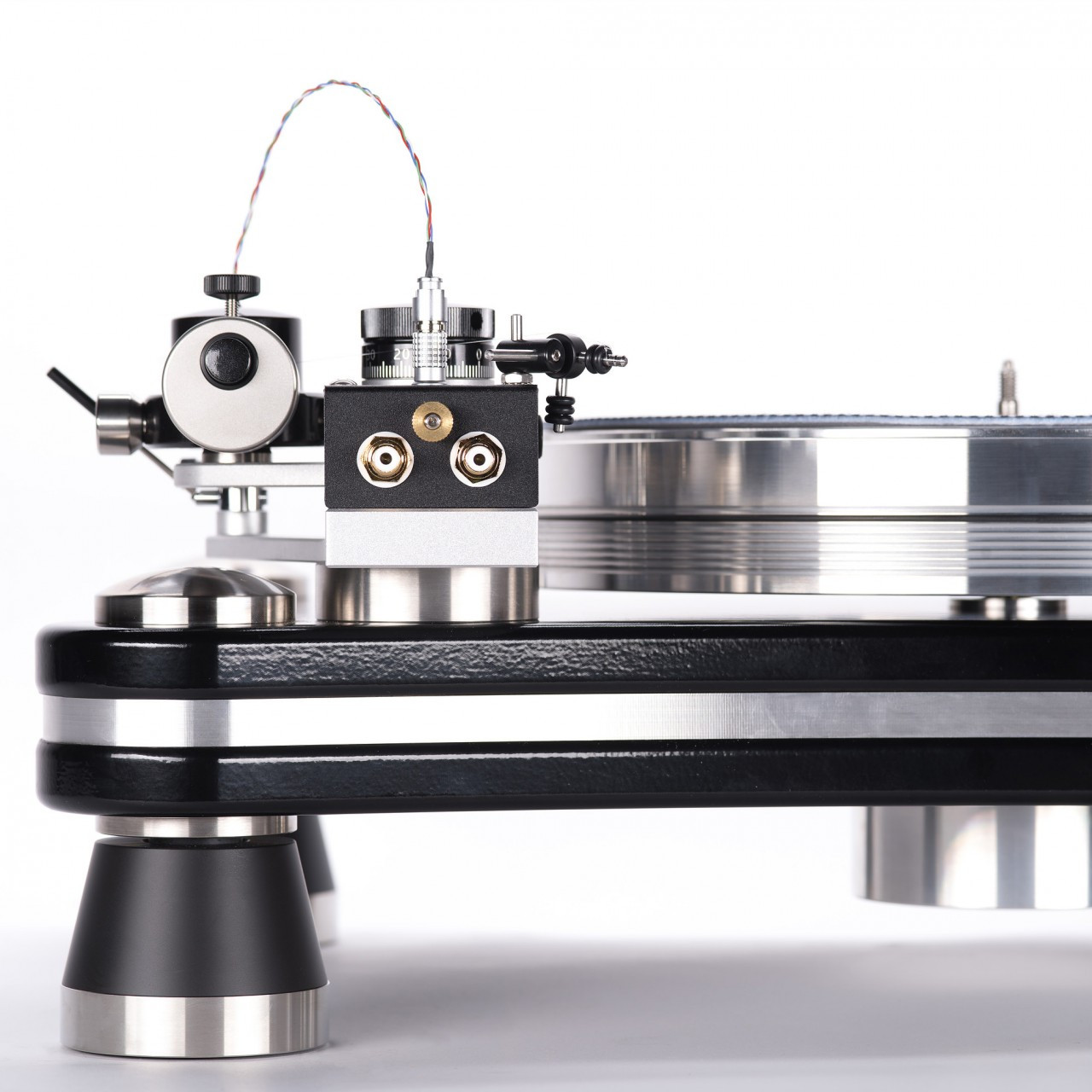 VPI Prime Signature turntable open box