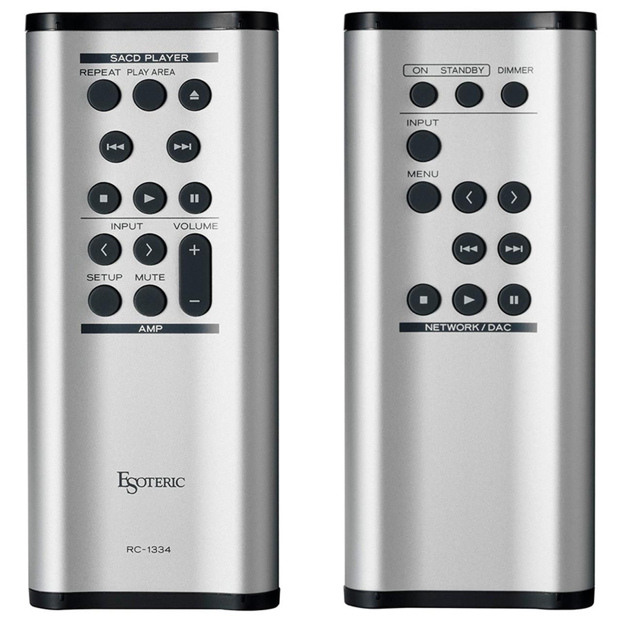 Esoteric N-05XD D/AC, Pre, Streamer, Headphone Amplifier