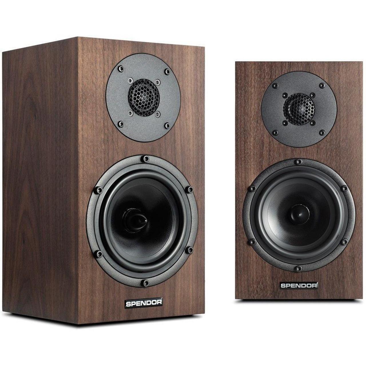 Spendor A1 speakers