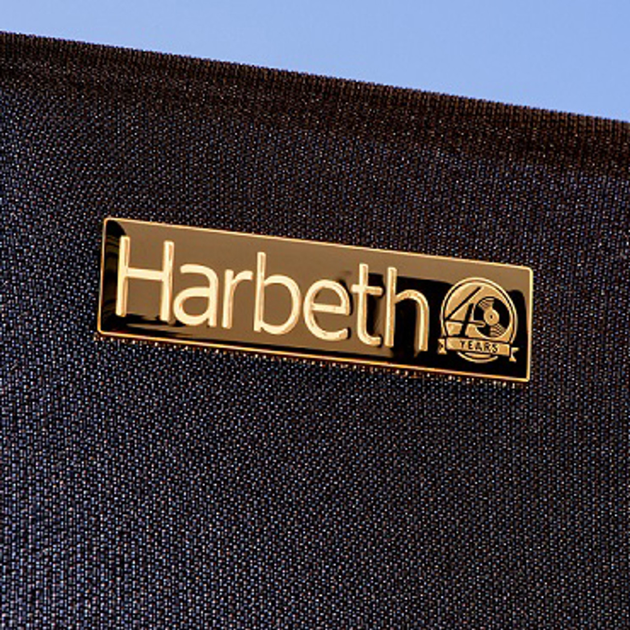 Harbeth 40th Anniversary Monitor 40.2 speakers