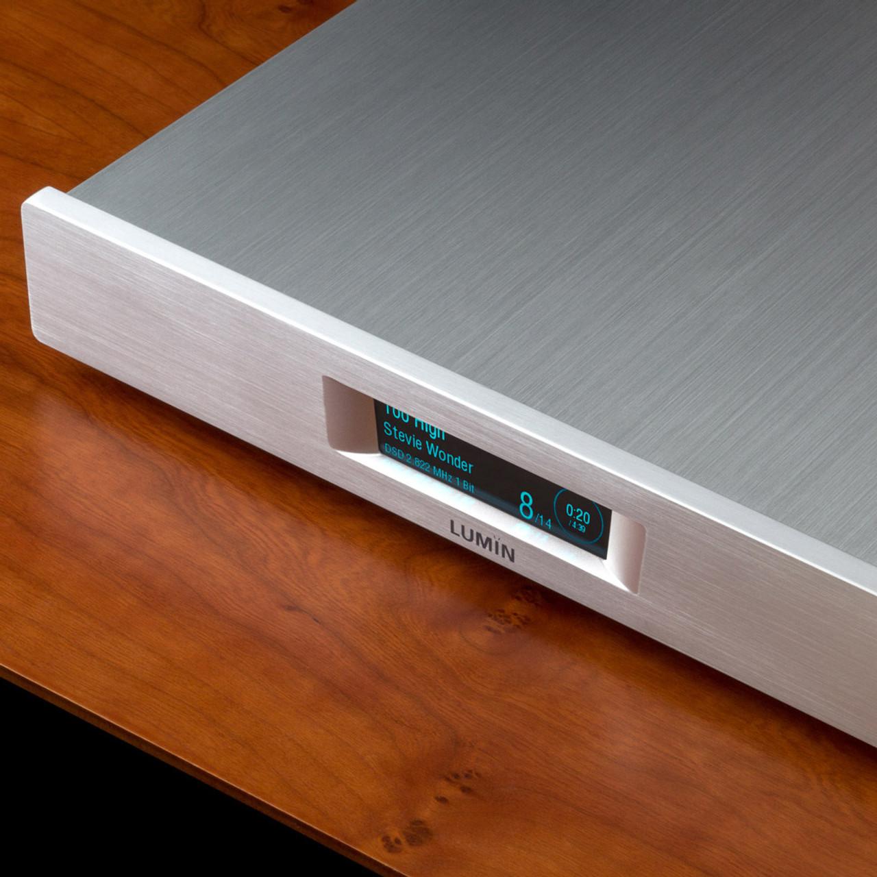 Lumin T1 network music streamer