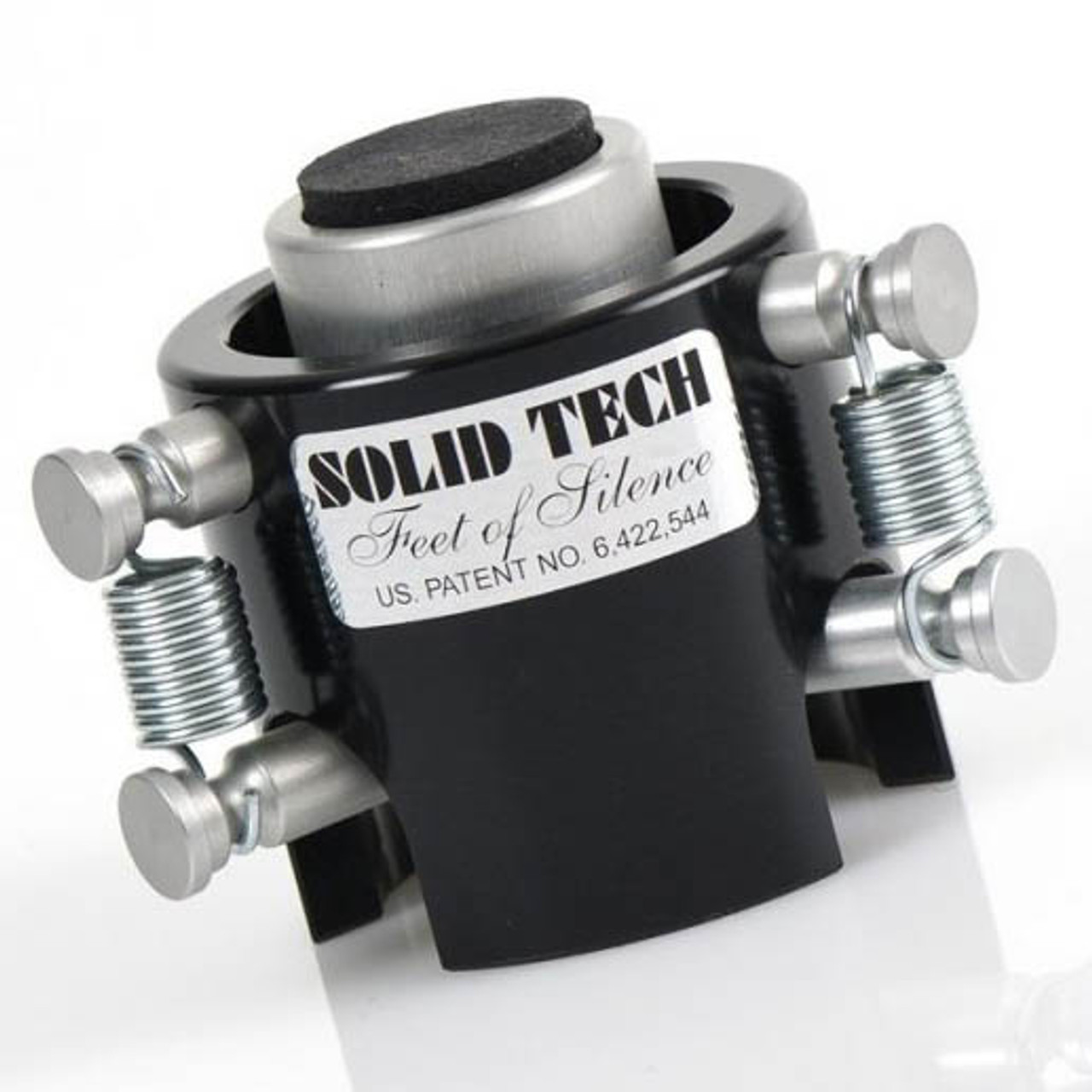 Solid Tech Feet of Silence Springs